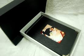 custom leather photo album a picture speaks a thousand words sle of custom album