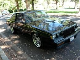 Buick Grand National Car Bossbreed 1987 Buick Grand National Specs Photos Modification