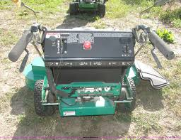 2006 lesco 988702 commercial lawn mower item f7154 sold