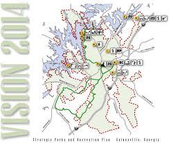 Cardinal Greenway Map Recreation Lose U0026 Associates