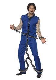 convict halloween costumes convict chains
