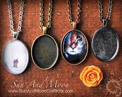 make necklace pendant images Diy photo pendant kit make 22x30mm oval pendant photo jewelry jpg