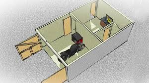 designing the ultimate man cave she shed design sketchup