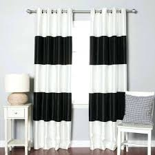 Grey Curtains 90 X 90 Black And Grey Curtains Teawing Co