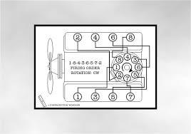 spark plug wire diagram corvetteforum chevrolet corvette
