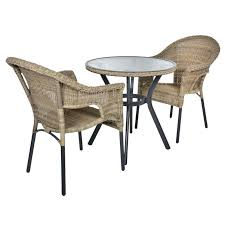 Argos Bistro Table Argos Garden Furniture Rattan Rattan Table And Chairs Bistro Cover