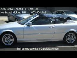 bmw 3 convertible for sale 2002 bmw 3 series 330ci convertible for sale in h