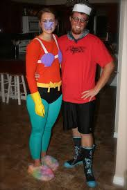 Mermaidman Barnacle Boy Halloween Costume 26 Perry Images Phineas Ferb