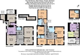 Stansted Airport Floor Plan by 6 Bedroom Detached House For Sale In Main Street Tinwell