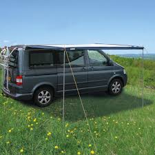 Vw T5 Campervan Awnings Eurotrail Florida Campervan Sun Canopy Awning 300x240 For Lwb Vw