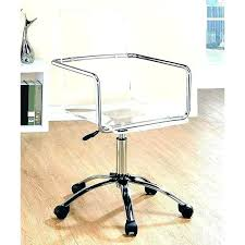 Acrylic Desk Chair Inspiring Acrylic Desk Chair Office Acrylic Desk