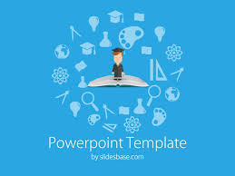 Education Elements Powerpoint Template Slidesbase Ppt Tempelate