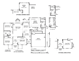 weston model floor plans and details manor house builders