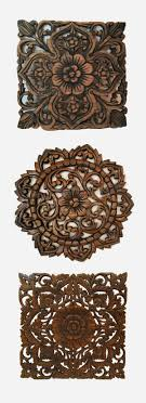 carved wooden wall pictures 50 wooden wall decor finds to help you add rustic to