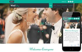 wedding planner websites wed day a wedding planner flat bootstrap responsive web template