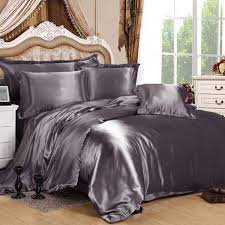 naturally hypoallergenic and therefore resistant to dust mites our charcoal grey duvet cover adjusts to silk beddingsilk