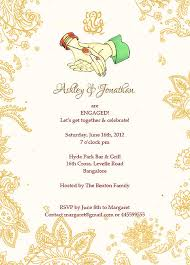 hindu engagement invitations 28 hindu engagement invitations free engagement invitation