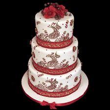 Indian Wedding Cake Simple Elegant Traditional Indian