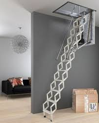 retractable ladder retractable attic stair all architecture and