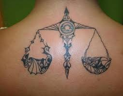 15 best libra tattoo designs with names and meanings
