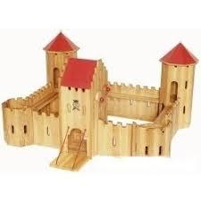 houten speelgoed kasteel xl speelgoed