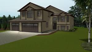 house bi level house plans