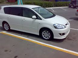 toyota picnic 2008 toyota ipsum photos 2 4 gasoline ff automatic for sale