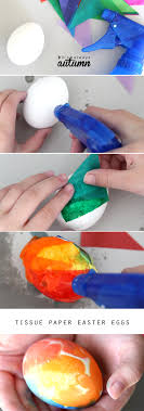 paper easter eggs tissue paper easter eggs so easy it s always autumn