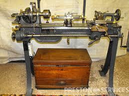 britannia ornamental turning lathe services