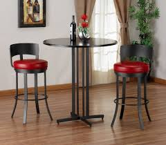 Acme Dining Room Sets by Home Design Effie Dining Room Set W Red Chairs Acme Furniture