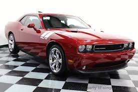 dodge challenger 2013 for sale 2013 used dodge challenger certified challenger r t automatic