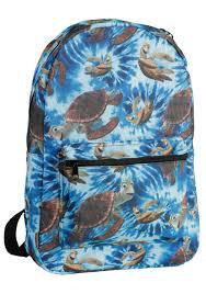 finding nemo crush backpack