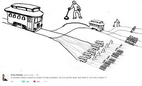 Problem Meme - trolley problem memes