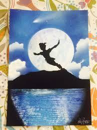 peter pan spray painting romeo u0027s atelier youtube