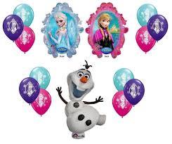large birthday balloons disney frozen x large mylar balloons olaf elsa