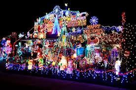 christmas light show toronto north york light display had bright year toronto com