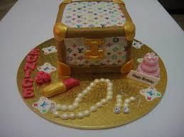 preciousmoments lovely homebake a louis vuitton jewel bag cake