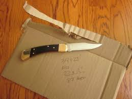 classic knife review buck 110 folding hunter the truth about knives