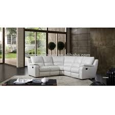 Natuzzi Recliner Sofa Modern White Color Leather Natuzzi Recliner Sofa Parts L Shape