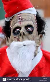 santa claus mask beard stock photos u0026 santa claus mask beard stock