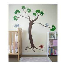 bedroom wall stencils childrens bedroom wall stencils owls and woodland animals
