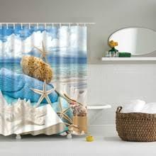 Bath Sets With Shower Curtains Online Get Cheap Ocean Shower Curtain Hooks Aliexpress Com