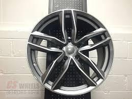 20 audi rims audi rs6 wheels ebay