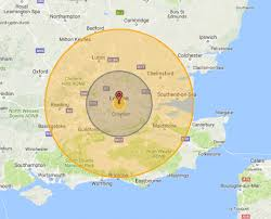 jobs for environmental journalists in tsar bomb this fun map allows you to see what a nuclear detonation would do