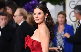 catherine zeta jones knows how to style a table architectural digest