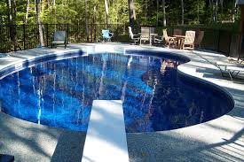 inground swimming pools pool design u0026 installation manchester nh