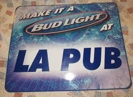 bud light tin signs metal tin sign bud light beer decor bar pub home vintage retro