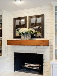 painting red brick fireplace white krogen co