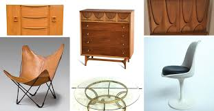 Midcentury Modern Finds - 13 iconic mid century modern chairs estate sale blog