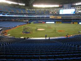 Rogers Centre Floor Plan by 5 28 11 At Rogers Centre The Baseball Collector
